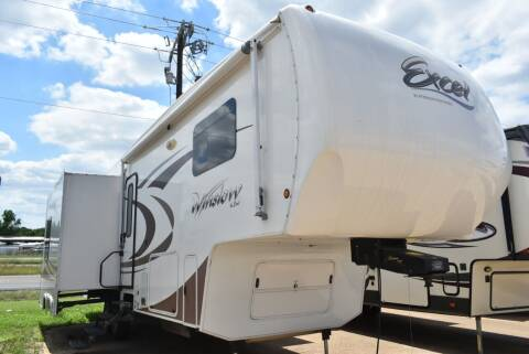 2013 Excel Winslow 31RSE for sale at Buy Here Pay Here RV in Burleson TX
