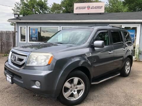 2011 Honda Pilot for sale at Star Cars LLC in Glen Burnie MD