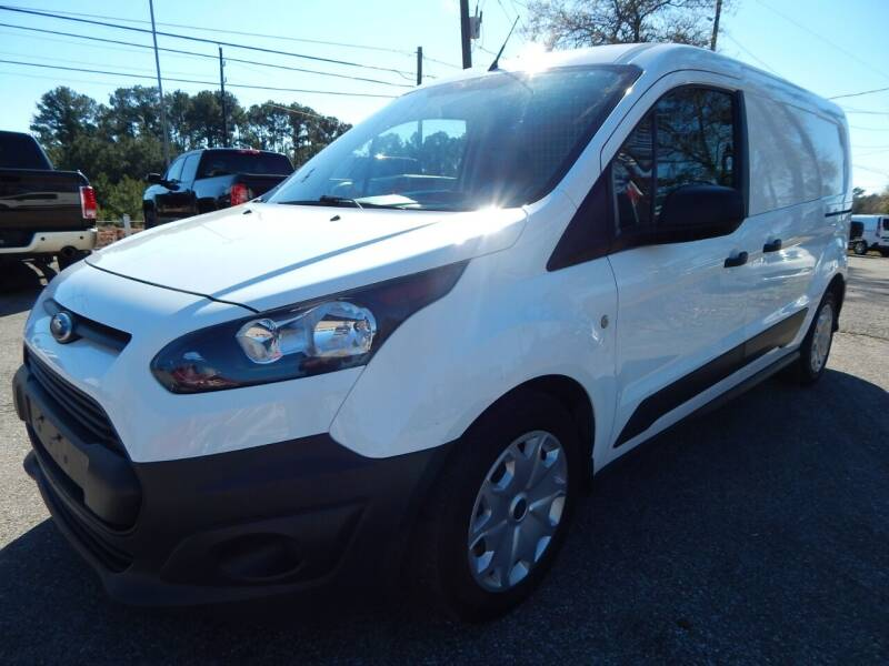 2017 Ford Transit Connect Cargo for sale at Medford Motors Inc. in Magnolia TX