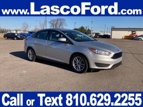 2018 Ford Focus for sale at Lasco of Grand Blanc in Grand Blanc MI