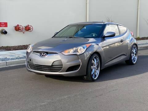 2012 Hyundai Veloster for sale at Washington Auto Sales in Tacoma WA