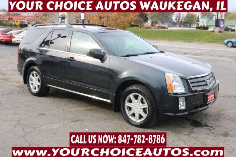 2005 Cadillac SRX for sale at Your Choice Autos - Waukegan in Waukegan IL