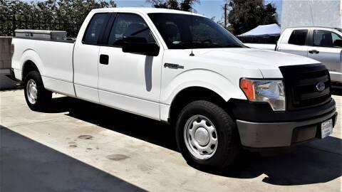 2014 Ford F-150 for sale at DOYONDA AUTO SALES in Pomona CA