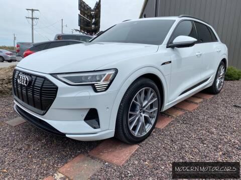 2021 Audi e-tron for sale at Modern Motorcars in Nixa MO