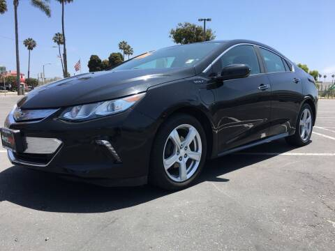 2017 Chevrolet Volt for sale at Auto Max of Ventura in Ventura CA
