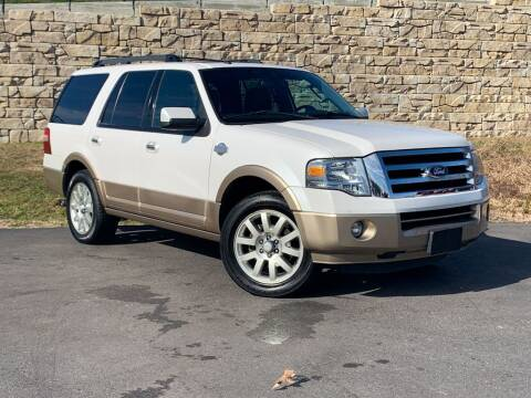 2012 Ford Expedition for sale at Car Hunters LLC in Mount Juliet TN