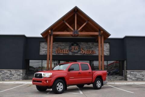 2005 Toyota Tacoma for sale at JW Auto Sales LLC in Harrisonburg VA