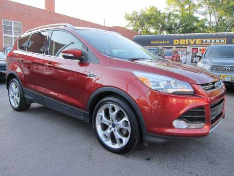 2014 Ford Escape for sale at DRIVE TREND in Cleveland OH