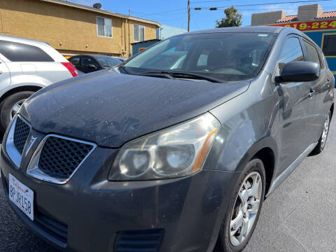 2009 Pontiac Vibe for sale at CARZ in San Diego CA