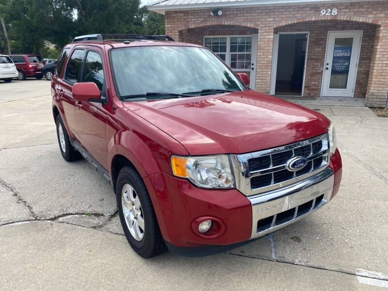 2011 Ford Escape for sale at MITCHELL AUTO ACQUISITION INC. in Edgewater FL