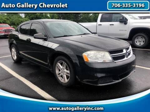 2014 Dodge Avenger for sale at Auto Gallery Chevrolet in Commerce GA