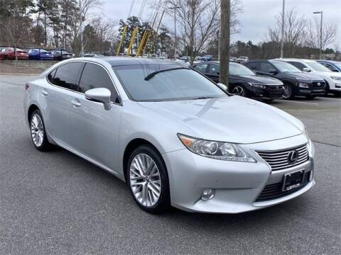 2013 Lexus ES 350 for sale at CU Carfinders in Norcross GA