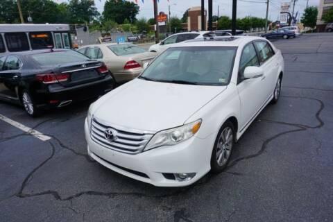 2011 Toyota Avalon for sale at Autohub of Virginia in Richmond VA