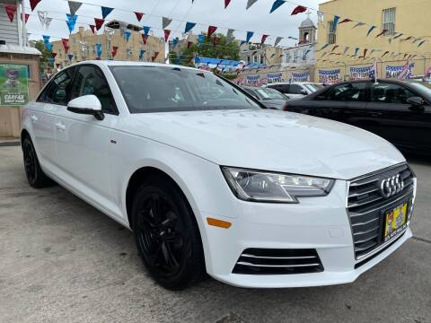 2017 Audi A4 for sale at Elite Automall Inc in Ridgewood NY