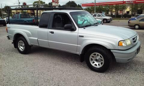 2002 Mazda Truck for sale at Pinellas Auto Brokers in Saint Petersburg FL