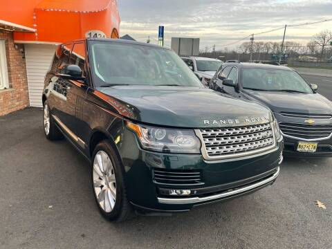 2014 Land Rover Range Rover for sale at Bloomingdale Auto Group - The Car House in Butler NJ