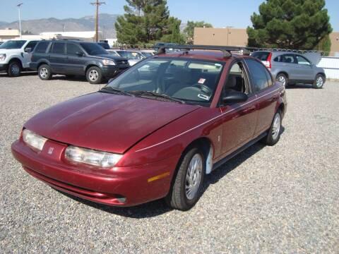 1998 Saturn S-Series for sale at One Community Auto LLC in Albuquerque NM