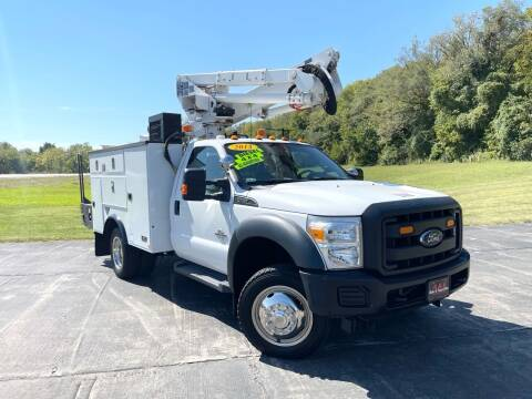 2015 Ford F-550 for sale at A & S Auto and Truck Sales in Platte City MO