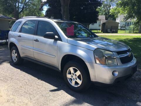 2007 Chevrolet Equinox for sale at Antique Motors in Plymouth IN