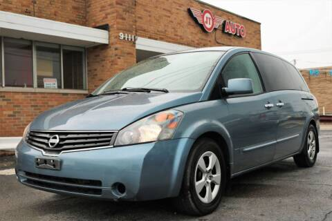 2008 Nissan Quest for sale at JT AUTO in Parma OH