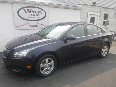 2014 Chevrolet Cruze for sale at VICTORY AUTO in Lewistown PA