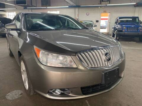 2010 Buick LaCrosse for sale at John Warne Motors in Canonsburg PA