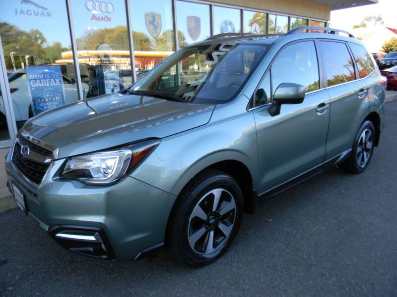 2017 Subaru Forester for sale at Platinum Motorcars in Warrenton VA