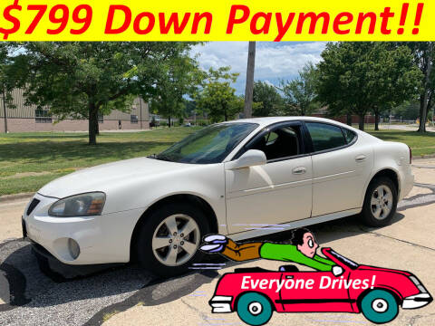 2006 Pontiac Grand Prix for sale at World Automotive in Euclid OH