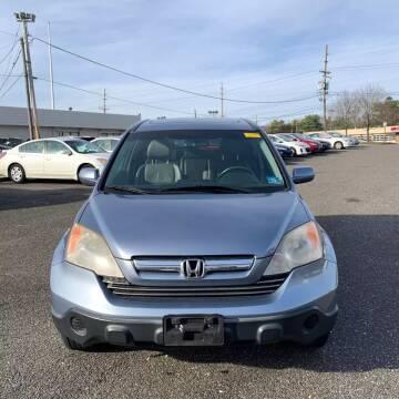 2007 Honda CR-V for sale at GLOBAL MOTOR GROUP in Newark NJ