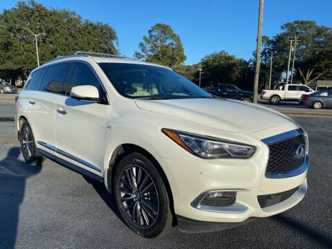 2016 Infiniti QX60 for sale at GOLD COAST IMPORT OUTLET in St Simons GA