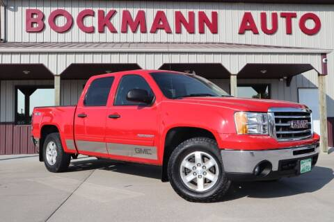 2013 GMC Sierra 1500 for sale at Bockmann Auto Sales in St. Paul NE