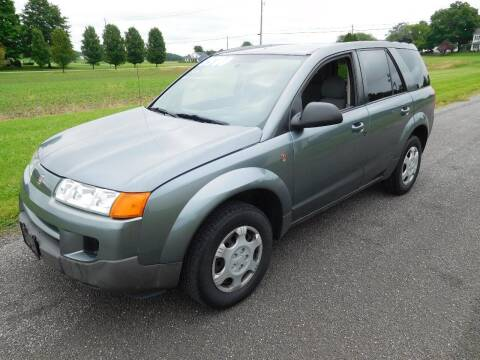 2005 Saturn Vue for sale at WESTERN RESERVE AUTO SALES in Beloit OH