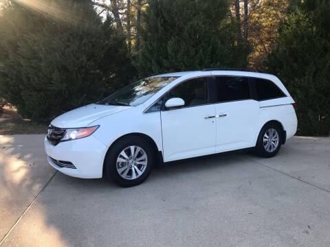 2016 Honda Odyssey for sale at Noel Daniels Motor Company in Brandon MS