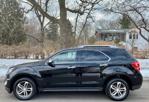 2016 Chevrolet Equinox for sale at You Win Auto in Metro MN