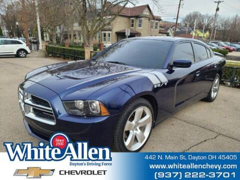 2013 Dodge Charger for sale at WHITE-ALLEN CHEVROLET in Dayton OH