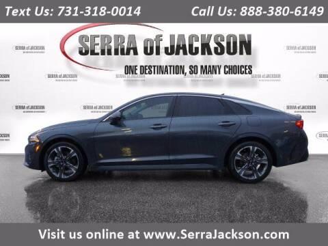 2021 Kia K5 for sale at Serra Of Jackson in Jackson TN