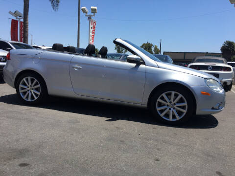 2009 Volkswagen Eos for sale at CARSTER in Huntington Beach CA