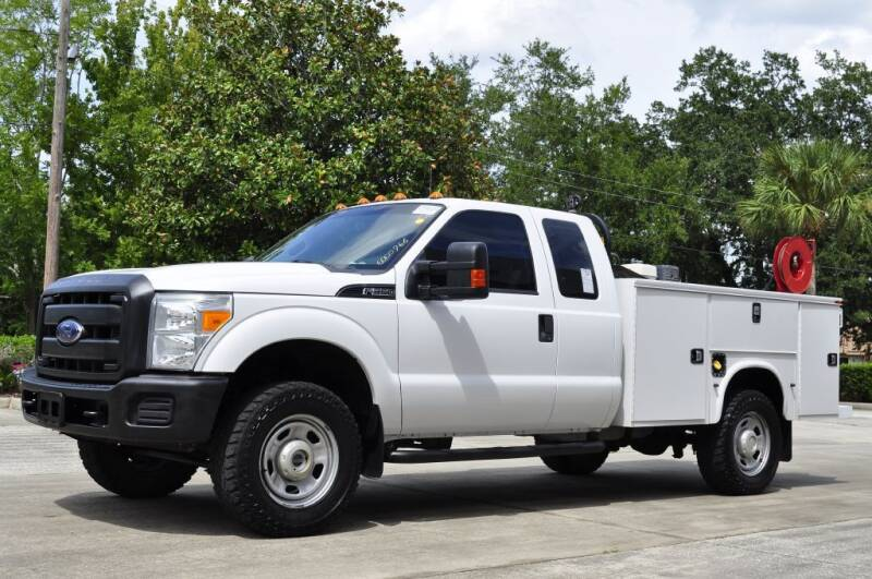 2016 Ford F-350 Super Duty for sale at Vision Motors, Inc. in Winter Garden FL