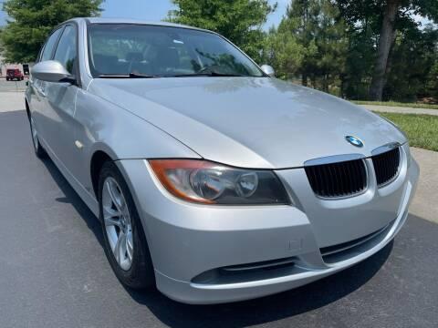 2008 BMW 3 Series for sale at LA 12 Motors in Durham NC