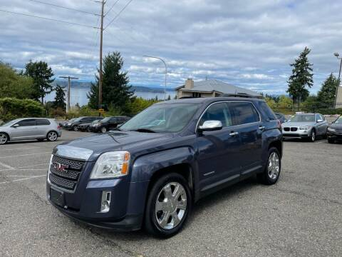 2014 GMC Terrain for sale at KARMA AUTO SALES in Federal Way WA