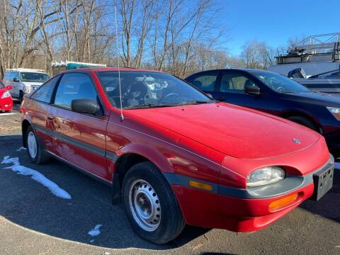 1992 Nissan NX for sale at D & M Auto Sales & Repairs INC in Kerhonkson NY