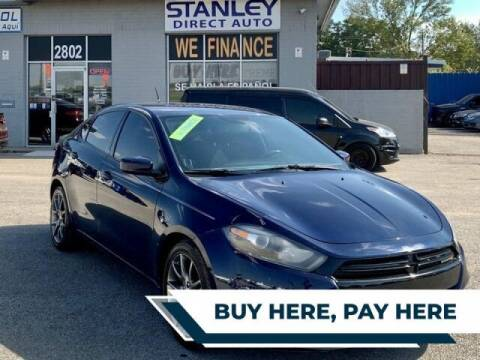 2014 Dodge Dart for sale at STANLEY FORD ANDREWS Buy Here Pay Here in Andrews TX