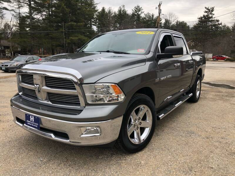 2011 RAM Ram Pickup 1500 for sale at Hornes Auto Sales LLC in Epping NH