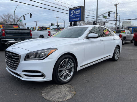 2018 Genesis G80 for sale at 5 Star Auto Sales in Modesto CA