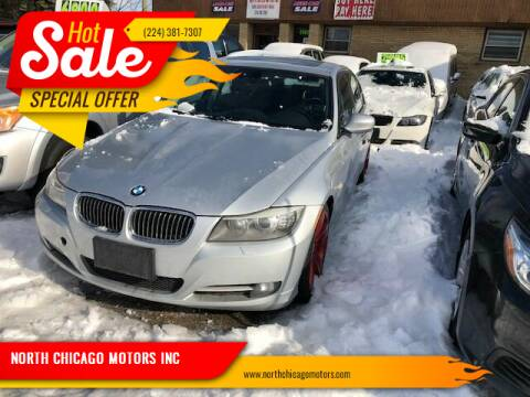 2011 BMW 3 Series for sale at NORTH CHICAGO MOTORS INC in North Chicago IL
