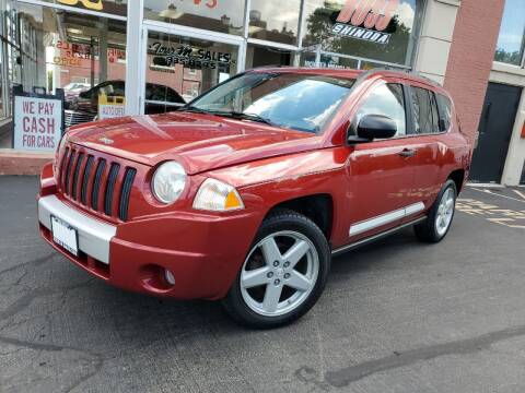 2008 Jeep Compass for sale at FOUR M SALES in Buffalo NY