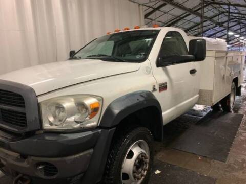 2010 Dodge Ram Chassis 4500 for sale at Northwest Van Sales in Portland OR