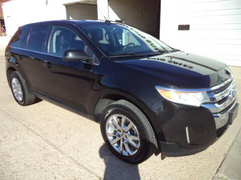 2011 Ford Edge for sale at Apex Auto Sales in Coldwater KS