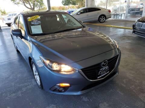 2016 Mazda MAZDA3 for sale at Sac River Auto in Davis CA