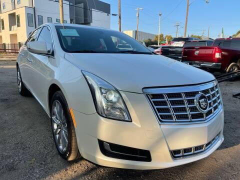2013 Cadillac XTS for sale at LLANOS AUTO SALES LLC - JEFFERSON in Dallas TX